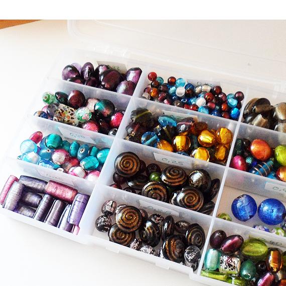 caja bolas murano dicope