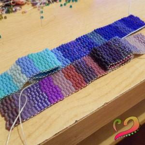 dicope pulseras prueba color