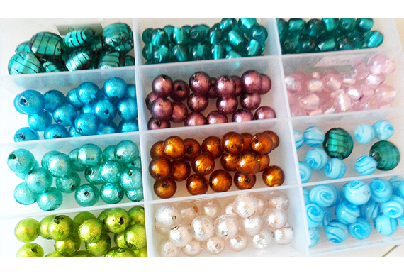 murano beads dicope