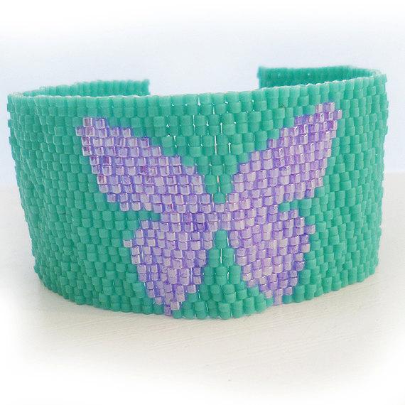 pulsera mariposas