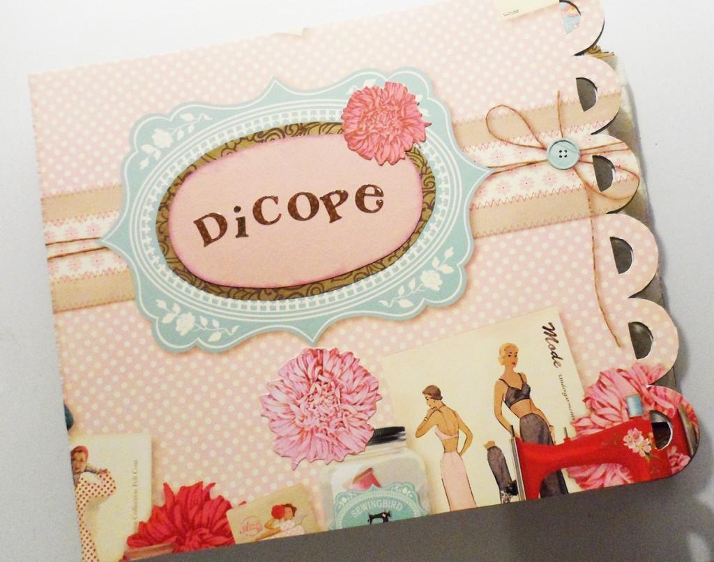scrapbooking dicope