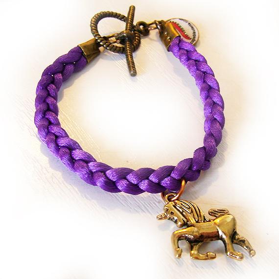 pulsera unicornio