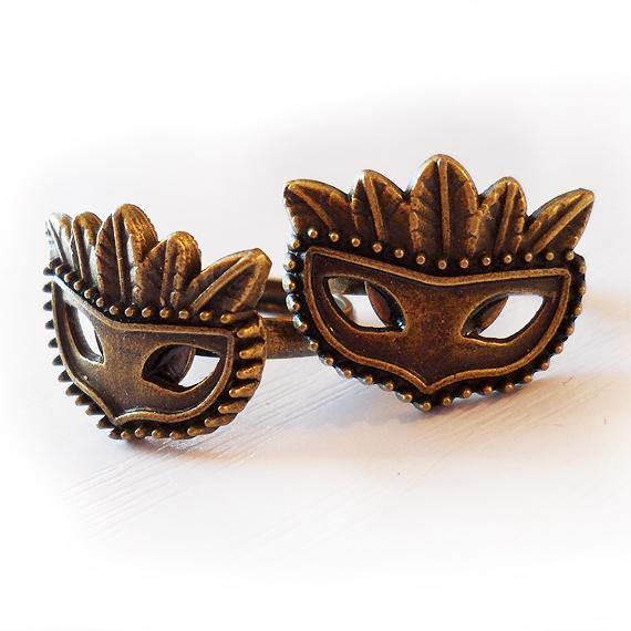 anillo mascara
