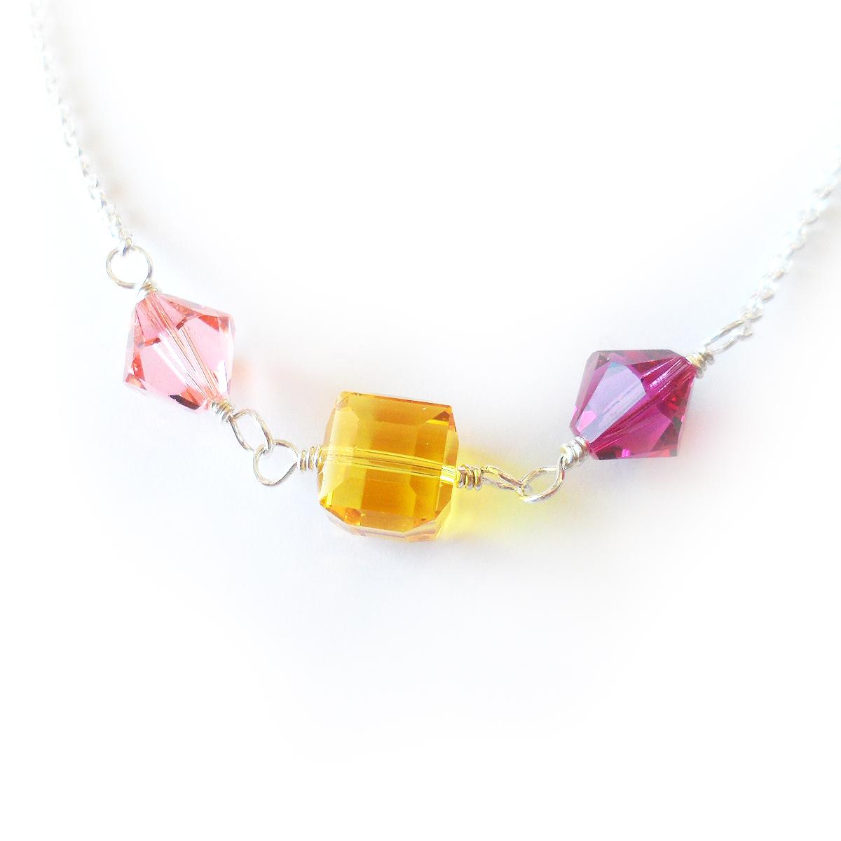 collar-cristina-en-plata-de-ley-y-cuentas-de-swarovski-amarillo-y-rosa-3